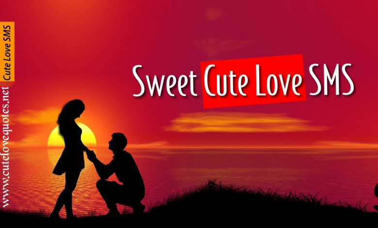 Sweet Cute Love SMS