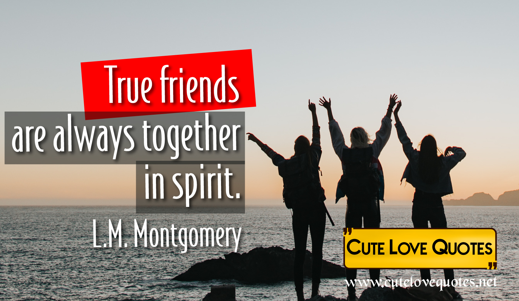 Friendship Quotes short