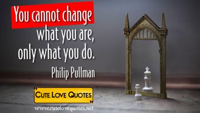 Photo of Quotes about change